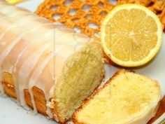 Citrónový chlebíček