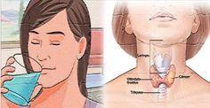 Esto Regula la glándula tiroides, adelgaza, mejora la digestión y más con esta bebida hecha en casa
