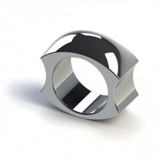 #1006 Single Finger Ring at showyourlabel.com