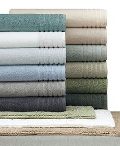 Hotel Collection Bath Towels, MicroCotton Collection - Bath Towels - Bed & Bath - Macy's