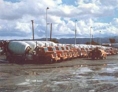 1971 Kenworth Mixer Truck Article Salt River Arizona wk5211-WV4VA7