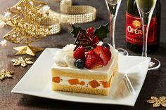 【赤坂 エクセルホテル東急】クリスマスケーキや、新商品の焼き菓子セットのご案内