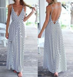 Summer Breeze Bohemian Dress