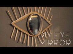 DIY Eye Mirror
