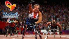 Llegó la esperada hora de los XV Juegos Paralímpicos Río 2016 (miércoles 7 al…