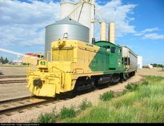 RailPictures.Net Photo: CSG 63 Great Western Railway EMD SW1 at Johnstown, Colorado by Mike B