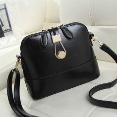 2016 Autumn Women's Crossbody Bag Fashion Shell Women Messenger Bags Shoulder Bag Female Purse and Handbags bolsos mujer sac