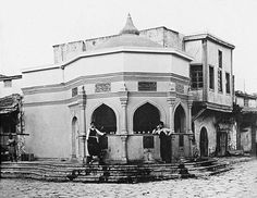 Heraklion, Daskalogianni square 1890 Crete Island, Heraklion, Simple Photo, Old Maps, Local History, The Locals, Vintage Photos, Taj Mahal, The Past