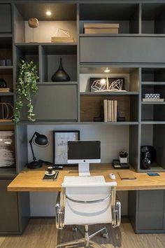 Cool Home Office Design Idea (91)