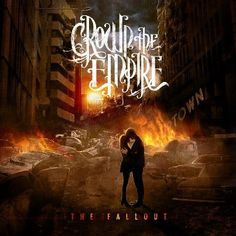 "Crown the Empire's new album ""The Fallout"" 11.20.12 HYPED!"