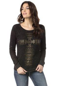 Golden Girl Pullover Top