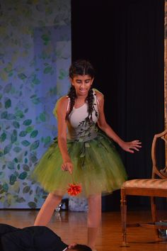 Check out this photo from Summer Shakespeare Conservatory's A Midsummer Night's Dream. Photo by Jay Yamada.