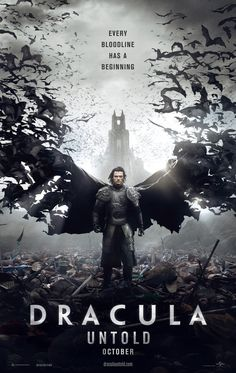 Dracula Untold – Luke Evans posiert in seiner Rolle als Blutsauger: Erste Poster – BlairWitch.de – Horror Movie Entertainment Dracula Untold – Luke Evans poses in his role as a bloodsucker: First Poster – BlairWitch. Movies 2014, Hd Movies, Movies To Watch, Movies Online, Film 2014, Movies Free, Latest Movies, Action Movies, Scary Movies