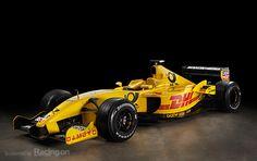 Honda Racing Gallery F1 第三期 Jordan Honda EJ12