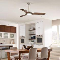 Monte Carlo Fan Company Minimalist Ceiling Fan