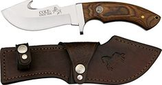 Colt 7 Serengeti Skinner Fixed Blade Knives. Made using the highest quality materials. Tested to ensure quality and durability. The most trusted name in outdoor gear. Made with the highest quality materials.