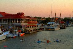 Shem Creek Art Gallery