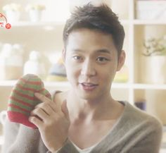 ★JYJ YooChun★ Sewing a hat for babies♥