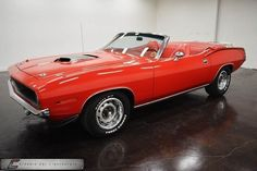 1970 Plymouth Cuda Convertible 440 Six Pack Convertible, Plymouth Muscle Cars, Old American Cars, Old Muscle Cars, Rapid Transit, Plymouth Barracuda, Pony Car, Hot Rides, Mopar
