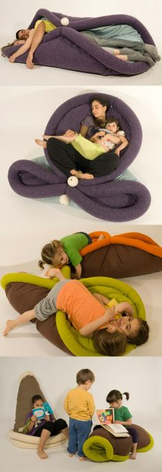 Blandito – Transformable Pad for Lazy Living