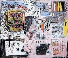 Sans Titre 1982 BASQUIAT Jean-Michel © DR CARACTÉRISTIQUES Peinture Dimensions : 205 x 175 cm Acrylique Datée au verso Signée