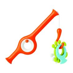 The Boon Cast Fishing Pole is an awesome bath toy, which is practical and simple to use.It comes with 3 ocean characters of different colors which make keep your baby occupied while taking a bath. • tinytotsbabystore...