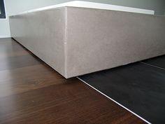 acrylfugen parkett abschluss schl terschiene fliesen bergang pinterest parkett fliesen. Black Bedroom Furniture Sets. Home Design Ideas