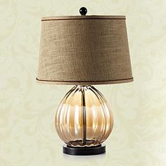 Modern Minimalist Table Lamp In Glass Body – LightSuperDeal.com