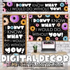 Add some fun decor to your virtual classroom with this digital classroom decor set that is perfect for February and Valentine's Day. Quickly and easily decorate your online classroom space. This digital classroom decor can be used with Google Classroom, on Google Forms, or inside your online classroom. These make a great virtual classroom background and are an excellent way to share an encouraging message with your students. #ClassroomDecor #VirtualClassroom #GoogleClassroom #JoeyUdovich Classroom Banner, Classroom Background, Classroom Decor, Online Classroom, High School Classroom, Classroom Inspiration, Lets Celebrate, Google Classroom, Fourth Grade