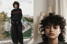 Aviv Schneider - The Fashion Management Management Styles, Brown Shoe, Model Agency, Israel, Black Hair, Image, Women, Hair Black Hair, Black Hair Weaves