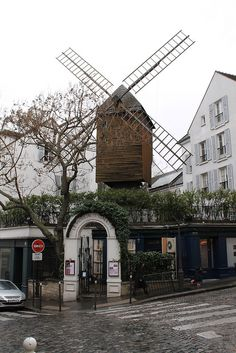 Le moulin de la galette, Paris | by elPadawan