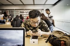 Apple Takes Its Battle With Qualcomm to China...