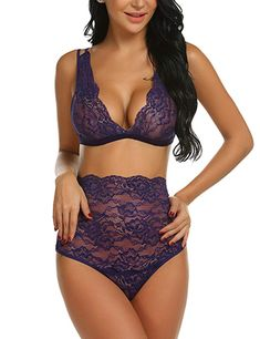 Looking for Avidlove Sexy Lingerie Women High Waist Bra Panty Set Strappy Babydoll Bodysuit ? Check out our picks for the Avidlove Sexy Lingerie Women High Waist Bra Panty Set Strappy Babydoll Bodysuit from the popular stores - all in one. One Piece Lingerie, Women's Lingerie Sets, Teddy Lingerie, Bodysuit Lingerie, Stockings Lingerie, Bra And Panty Sets, Women Lingerie, Lace Lingerie, Bodysuit Fashion