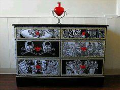 Skulls! DIY