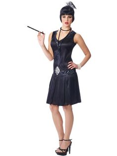 Check out Women's 20's Debutante Costume - Wholesale Womens Costumes from Wholesale Halloween Costumes