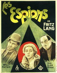 ozu-teapot:  Spione (Spies)   Fritz Lang   1928 Willy Fritsch,Gerda Maurus,Rudolf Klein-Rogge
