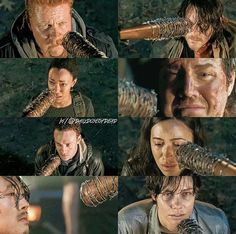 The Walking Dead ~ Season 6 Episode 16 ~ Negan and Lucille