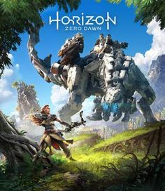 Horizon Zero Dawn had a great launch then not so much. Why didn't you buy it? #Playstation4 #PS4 #Sony #videogames #playstation #gamer #games #gaming