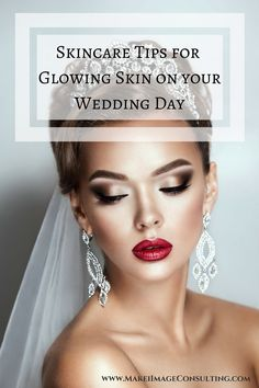 Skin Care Tips for a Blushing Bride