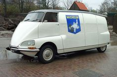 citroen van, I love this thing!
