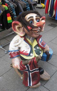 Norwegian troll.