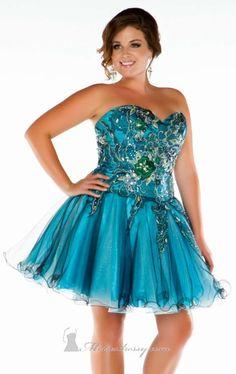 Mac Duggal 42868F Dress - MissesDressy.com