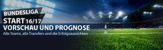 Die #Bundesliga Saison 16/17 wird am 26. August mit der Partie Bayern v Bremen angepfiffen. Wir beleuchten bereits jetzt alle Teams, Transfers und die Erfolgsaussichten von (A)ugsburg bis (W)olfsburg. ;-)   http://www.meinonlinewettanbieter.com/bundesliga-wetten/bundesliga-saison-201617-prognose/