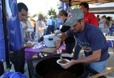 Battle of the Paddle Gumbo Cook-off - Delcambre