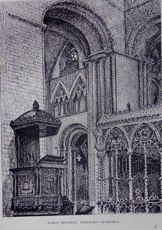 North Transept Hereford