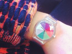 Colorful Watches by May 28th from Elise Loehnen on OpenSky