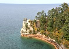 June & December Michigan Roots Story - Pictured Rocks