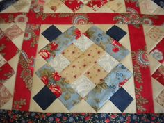 A Quilting Life: Roadshow  Love!  Pattern!