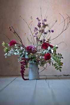 loose, lush wildflowers, mark grehan florist Ireland