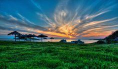 sunset Toroni...!!! by Giannis Kotronis on 500px